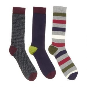 Ted Baker London Newsock Sukat 3-Pack