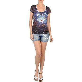 Teddy Smith SPARROW TYE DYE bermuda shortsit
