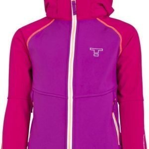 Tenson Softshelltakki Ash Purple