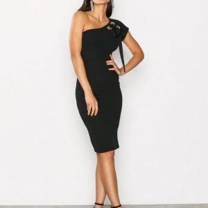 Tfnc Abby Dress Kotelomekko Black
