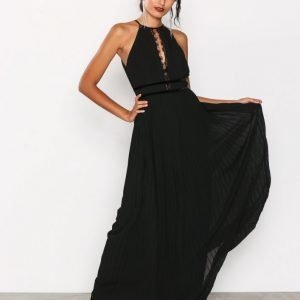 Tfnc Aberda Maxi Dress Maksimekko Black