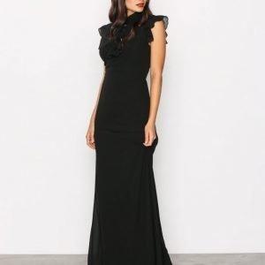 Tfnc Beatrice Maxi Dress Maksimekko Black