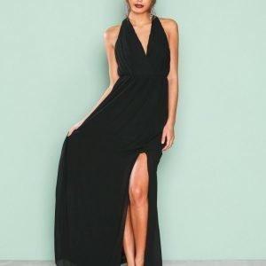 Tfnc Cannery Maxi Dress Maksimekko Black