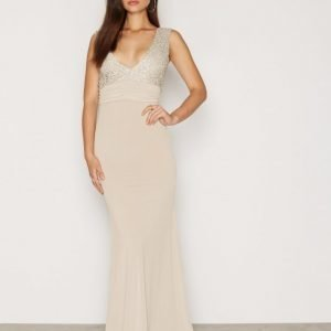 Tfnc Centurion Maxi Dress Maksimekko Grey