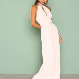 Tfnc Corrine Maxi Dress Maksimekko Light Beige