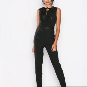 Tfnc Gala Jumpsuit Black