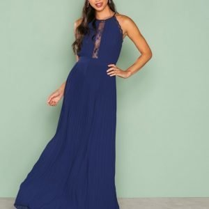 Tfnc Haven Maxi Dress Maksimekko Navy