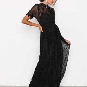 Tfnc Lidia Maxi Dress Maksimekko Black