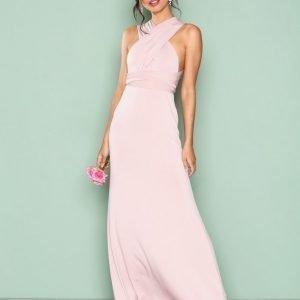 Tfnc Multiway Maxi Dress Maksimekko Mauve