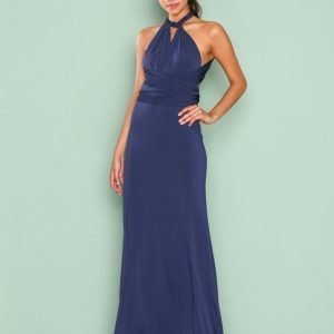 Tfnc Multiway Maxi Dress Maksimekko Navy