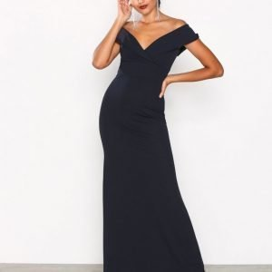 Tfnc Nishana Maxi Dress Maksimekko Navy