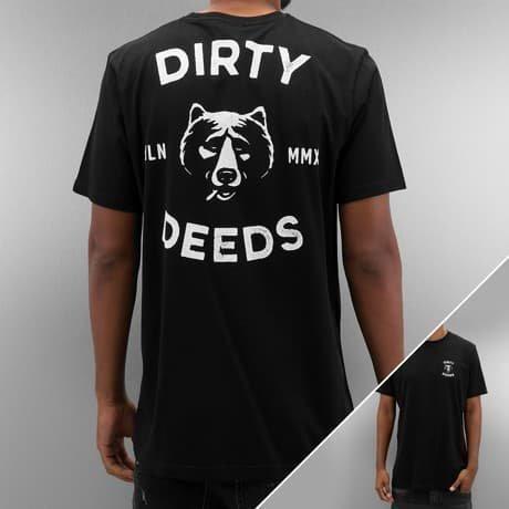 The Dudes T-paita Musta