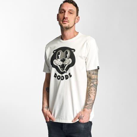 The Dudes T-paita Valkoinen