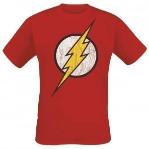 The Flash Logo T-paita