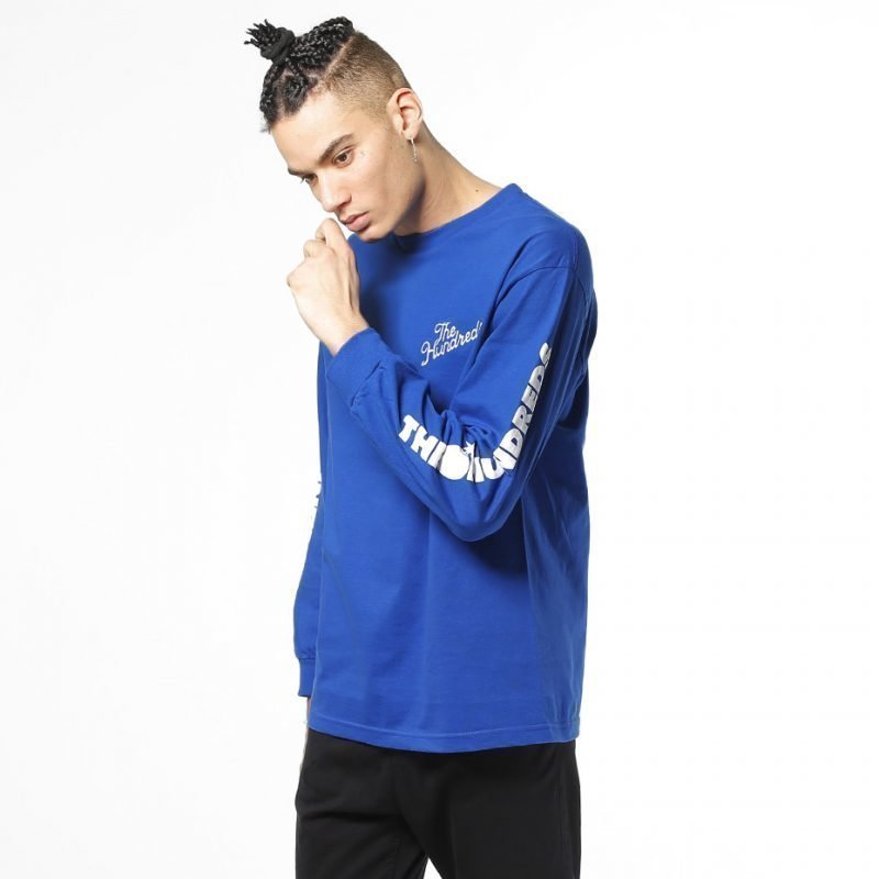 The Hundreds Bars -longsleeve