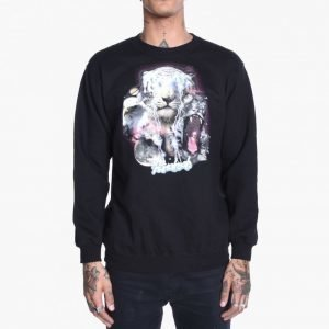 The Hundreds Beastiality Crewneck