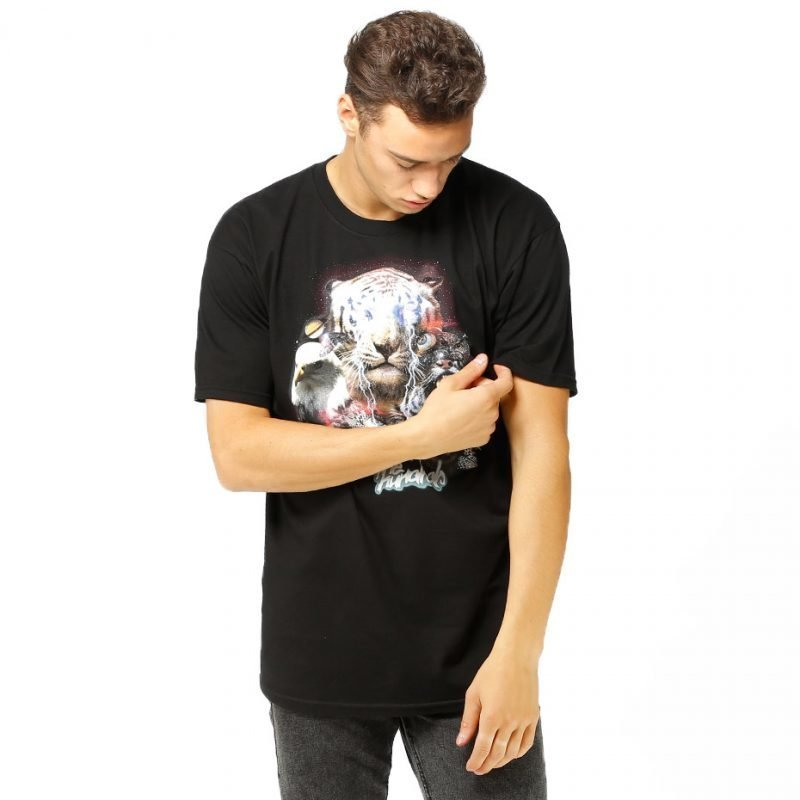 The Hundreds Beastiality -t-paita