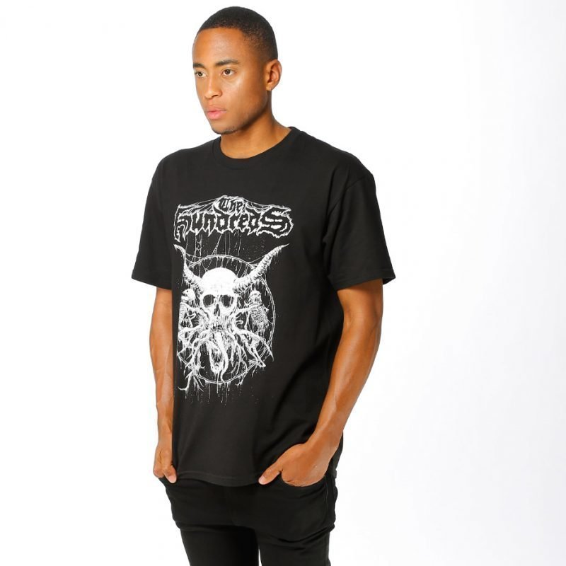 The Hundreds Cernunnos x Mark Riddick -t-paita