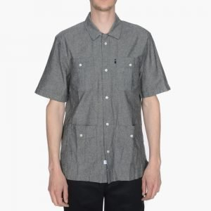 The Hundreds Chavez Guayabera Short Sleeve Woven