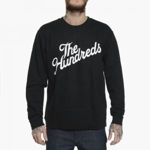 The Hundreds Forever Slant Crewneck