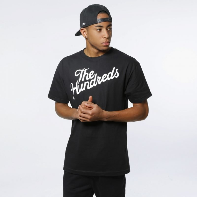 The Hundreds Forever Slant -t-paita