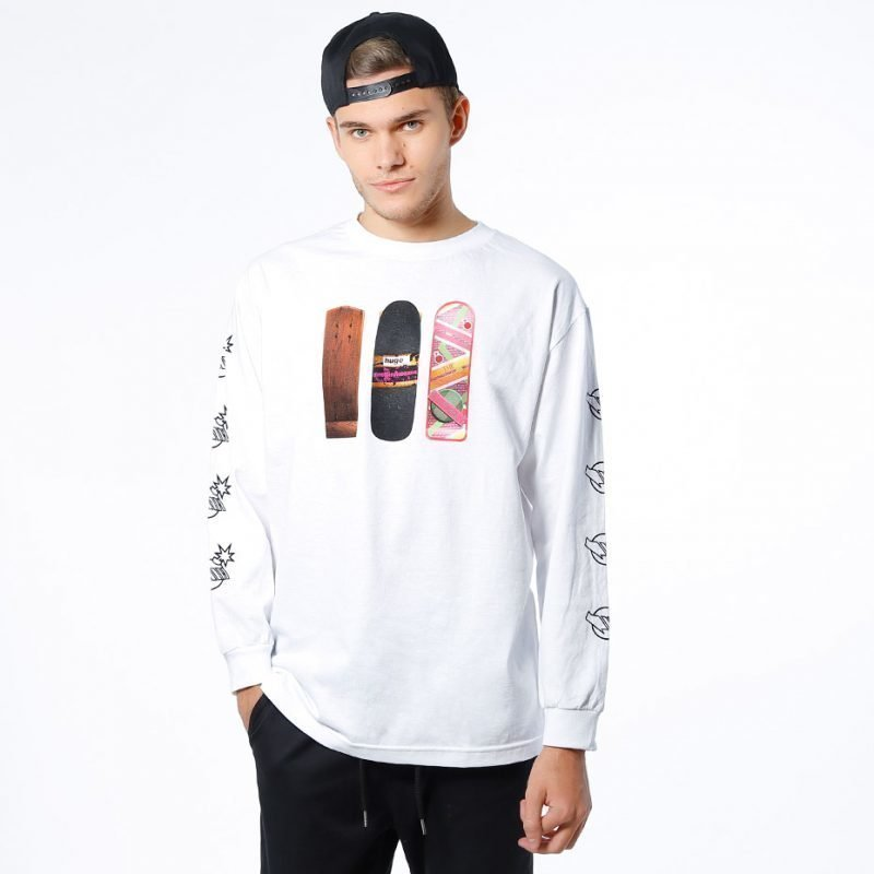 The Hundreds Generations -longsleeve