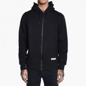 The Hundreds Grain Zip Up