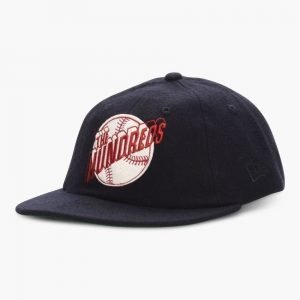 The Hundreds Hitter New Era Strapback