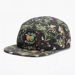 The Hundreds Kamping Five-Panel