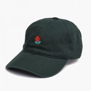 The Hundreds Rose Washed Strapback