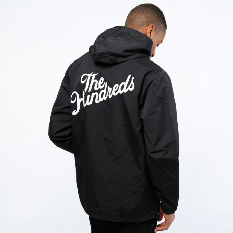 The Hundreds Slant Logo Coaches -takki
