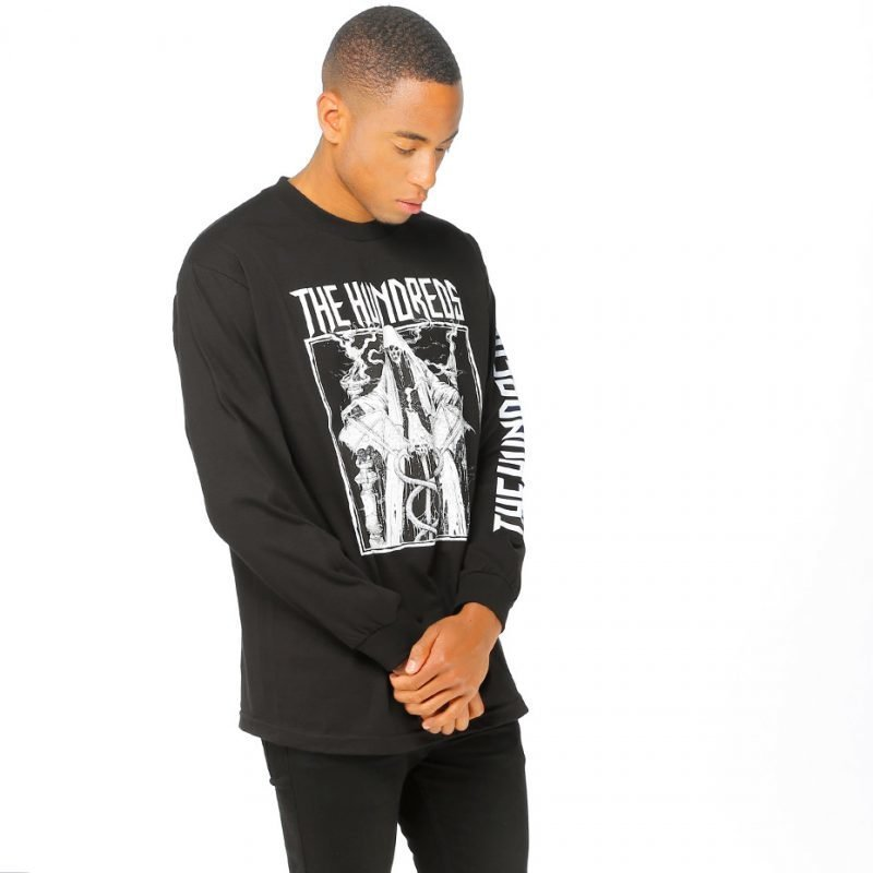 The Hundreds Valentin x Mark Riddick -longsleeve