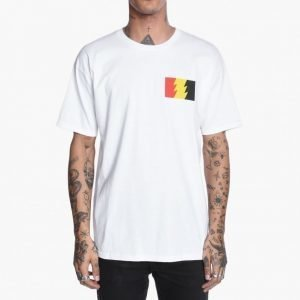 The Hundreds Wildfire Logo Tee