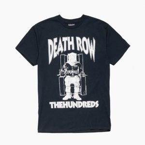The Hundreds x Death Row Classic Tee