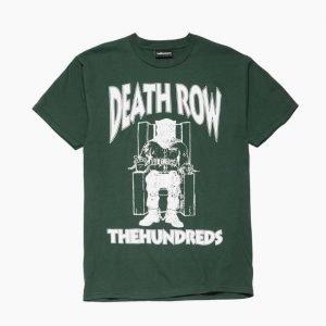 The Hundreds x Death Row Classic Tee
