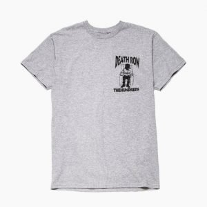 The Hundreds x Death Row Crest Tee