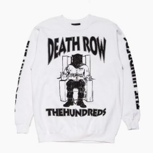 The Hundreds x Death Row Crewneck