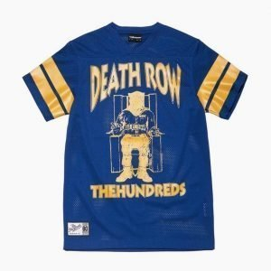The Hundreds x Death Row Football Jersey