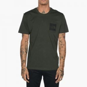 The North Face Fine Pocket Tee