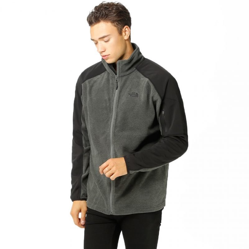The North Face Glacier Delta -zip crew