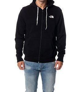 The North Face Open Gate Full Zip Hoodie Black