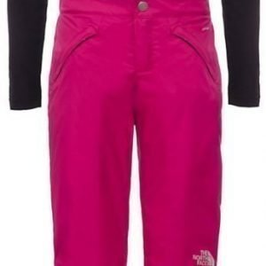 The North Face Toppahousut Snowquest Suspender Roxbury Pink