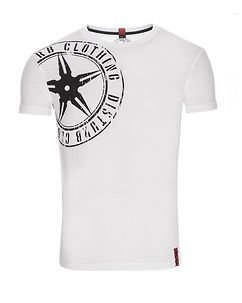The Star Plaque Tee VO2 White