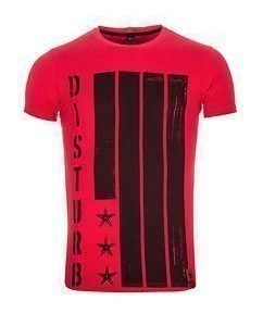 The Stars & Bars Tee Red