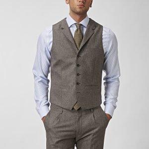 The Tailoring Club Stafford Liivi Ruskea