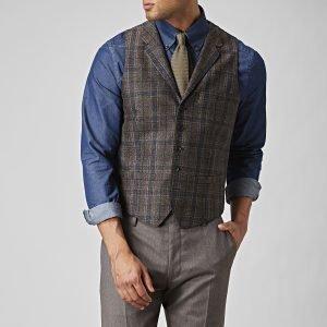 The Tailoring Club Stafford Liivi Ruudullinen