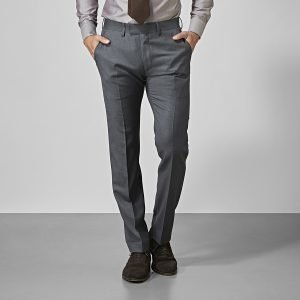 The Tailoring Club Vertigo Wool Twill Puvunhousut