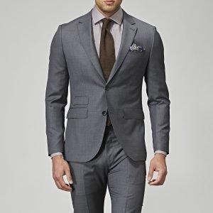 The Tailoring Club Vertigo Wool Twill Puvuntakki