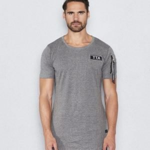 Things To Appreciate Signature Tee Grey