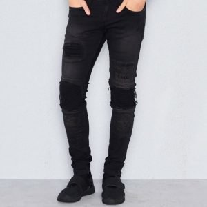 Things To Appreciate TTA Bike distressed Black